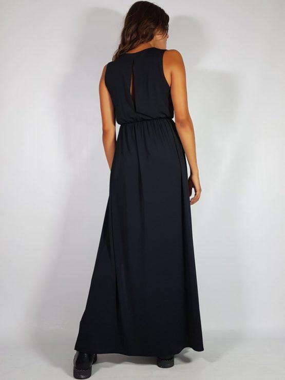 abito-lungo-in-acetato-fiona-c-nero-dietro